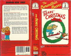 The Berenstain Bears Christmas Tree Dvd by The Berenstain Bears And The Trouble With Grown Ups By Stan And