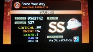 Theatrhythm Final Fantasy Curtain Call Dlc by I Am So Close To Giving Up Force Your Way Theatrhythm Final