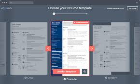 Resume Builder Online Your Ready In 5 Minutes