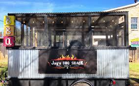 100 Food Truck Trailer Jays BBQ Shack Brings Brisket To Abilene Texas