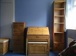 ikea alve bureau ikea alve bureau filing bench bookshelf and drawer unit in derby