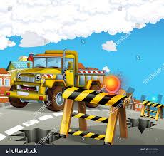 Royalty Free Stock Illustration Of Cartoon Happy Funny Construction ...