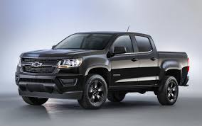 2017 Chevy Colorado Gets More V6 Power And An 8-Speed Transmission ... 2014 Chevy Silverado Black Ops Concept Truckin Chevrolet 1500 Wheels Custom Rim And Tire Packages Blacksheep Accuair Suspension 6772 Truck Billet Alinum 5 Vane Ac Vents With Bezel 2019 High Country 4x4 For Sale In Ada Ok Ltz Z71 Double Cab 4x4 First Test Big Jacked Up Trucks Youtube Widow Best 1950 Completed Resraton Blue Belting Painted Colorado Midsize Diesel Chevy Black Widow Lifted Trucks Sca Performance