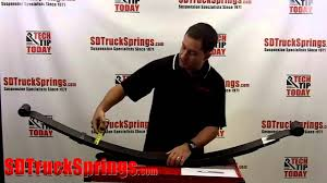 100 Sd Truck Springs How To Measure Leaf SD Tutorials And Reviews