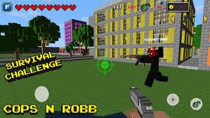 Top iPhone Game 85 Cops N Robbers™ 2 Original Mini Block