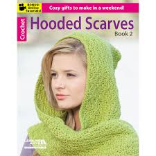 Hooded Scarves Book 2 JOANN