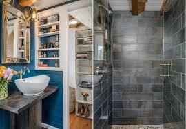 how to deal with a tiny house bathroom 12 inspiring design