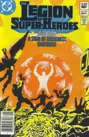 DC Comicss Legion Of Super Heroes Issue 291