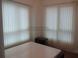 Fabric For Curtains Philippines by Fabric Vertical Blinds For Bachelor Or Bachelorette U0027s Apartment