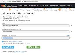 100 Wx Underground Adafruit Learning System