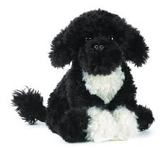 Portuguese Water Dog Shedding Problems by Amazon Com Webkinz Signature Portuguese Water Dog Toys U0026 Games