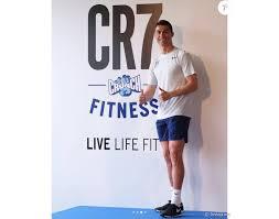 cristiano ronaldo inaugurait le 13 mars 2017 la salle de sport cr7