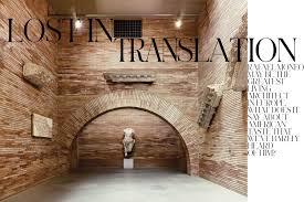 100 Rafael Moneo Lost In Translation Interactive Feature T Magazine