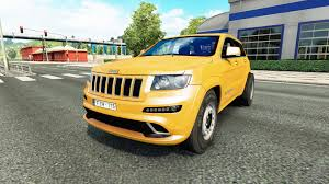 Jeep Grand Cherokee SRT8 V1.1 For Euro Truck Simulator 2 2017 Ram 1500 Srt Hellcat Top Speed Grand Cherokee Srt8 Euro Truck Simulator 2 Mods Dodge Charger 2018 Chrysler 300 Srt8 Redesign And Price Concept Car 2019 Jeep Grand Cherokee V11 For 11 Modern Muscle Cars Trucks Under 20k Ram Srt10 Wikipedia Durango Takes On Ford F150 Raptor Challenger By The Numbers 19982012 59 Motor Trend Pin By Blind Man Cars Id Love To Have Pinterest