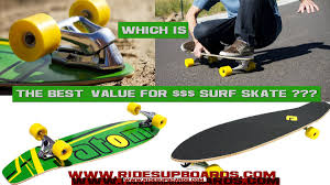 Which Is Best Value For Money Surf Skate On The Market ? | CROSS ... Carver 65 C7 C2 Surf Skateboard Truck Kit Inc Risers And Wwwskatelifeinfo On Sale Stroker Trucks Youtube Theeve Tiax V3 Raw Avenue Suspension Braille Skateboarding Ipdent Grant Taylor 159 Hollow Stage 11 Black Buy Online Here Ridestore 3d Printed Complete Sd3d Prting Ccs Raw The Alchemist Precision Longboard Trucks By Revolt Longboard On Sale Grind King Gk9 Low Pair Up To 70 Off Evolve One Bamboo Street Electric Kicktail Boarderlabs Which Is Best Value For Money Surf Skate On The Market Cross