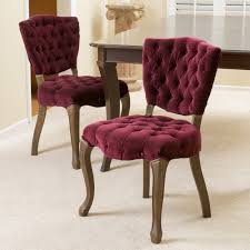 Bates Tufted Dark Purple Fabric Dining Chairs (Set Of 2) By Christopher  Knight Home Ax Mgaret Purple Velvet Ding Chair Contemporary Room Design Ideas Showcasing Rectangle White Chairs First Fniture Nella Vetrina Visionnaire Ipe Cavalli Single Katie Arm Bri Kitchen Fabric Metal Frame Modern Set Industrial Vintage Wood Iron Antique Finish Cello Buy Wrought Chairspurple The Store Oak Leather And Chairs Archives Cumbria Wooden Effect Legs Living With Back And Arms Also Four Glass Round Table Natural Pine Tabletop