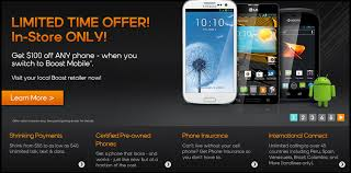 Boost Mobile fers $200 f iPhone 5s 5c to Customers Who Switch