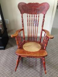 Find More Carved Back Rocking Chair Caned Seat. Great For Rocking ... A Rocking Chair That Knits You A Hat As Read The Paper Colossal Old Cuban Lady Knitting Editorial Stock Photo Image Of Cuba 65989413 Rattan Knitting Leisure Vintage Living Room Buy Verdigris Garden Burford Company Funny Grandmother Cartoon In Royalty Free Geet In Rocking Chair 9 Tseresa Flickr Vector Granny Coloring Ceramic Mrs Santa Claus Atlantic Mold Sways Booties While Path Included Royaltyfree Rf Clip Art Illustration Black And White Pregnant Woman Attractive Green 45109220