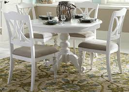 Bailey 5 Piece Round Table Set With Turned Legs | Rotmans | Dining 5 ... Ding Room Set Round Wooden Table And Chairs Black 5 Piece Rustic Kitchen Farmhouse 48 Inch Sets Insurserviceonline Unique Extension Khandzoo Home Decor Best Bailey With Turned Legs Rotmans The Kaitlin Miami Direct Fniture Glass Ikea Dinner Comfortable Chair Circular Tables And Amazoncom Pac New 5pc Antique White Wash Cherry Finish Stanley Juniper Dell 5piece Dunk Ashley With Design Material Harbor View 4 Slat Back