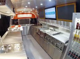 Amazing Food Truck Interior Design Amazing That Invite More Profit ...