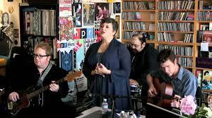 Wilco Tiny Desk 360 by Kelly Hogan Npr Music Tiny Desk Concert Youtube