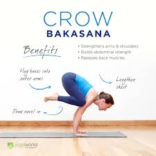 Bakasana Is Usually The First Arm Balance A Beginner Yoga Student Attempts Balances Can Be Scary Especially When Face Plant Possible