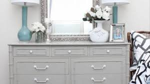 The Stylish grey bedroom dressers