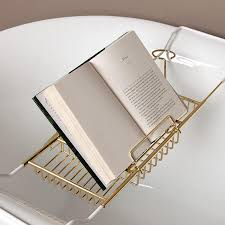 Bamboo Bathtub Caddy With Reading Rack by Designs Appealing Bathtub Rack Chrome 90 Bathtub Caddylangria