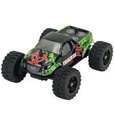 100 Monster Truck Remote Control 132 Scale Rc Radio Buggy Big Wheel OffRoad Vehicl