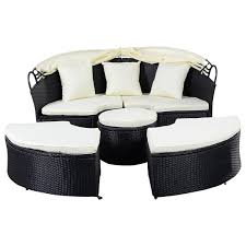100 Retractable Patio Chairs Amazoncom Tangkula Furniture Outdoor Lawn Backyard Poolside