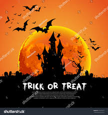 Free Cute Halloween Flyer Templates by Happy Halloween Card Template Mix Various Stock Vector 215816377