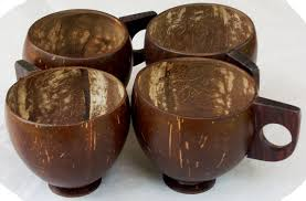 Coconut Varieties Such As The PCA SYN VAR Or GMA Farmers Variety And Kiamba Green Dwarf Are Made Into Coco Clocks Trays Other Similar Products