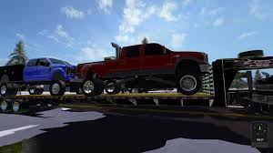 Lifted Ford Trucks Pack UNZIP V1.0 Trucks - Farming Simulator 17 Mod ...