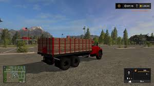INTERNATIONAL LOADSTAR GRAIN V1.2 Trucks - Farming Simulator 2017 ... Bigiron Online Auction Intertional Straight Grain Truck Youtube 123 Best Trucks Images On Pinterest Farm Trucks Aspen Intertional Loadstar Grain V12 Farming Simulator 2017 Peterbilt Finished New Stacks Toy Farmin Llc Used Mercedesbenz Unimogu1600 Farm And Year 1998 Gmc 1995 Heavy Duty For Sale Usfarmercom 1966 Ford F600 Grain Truck Item Da6040 Sold May 3 Ag Eq Mod 17 Kansas Transportation Take Over Roads Towns This Time Loading With Milo Carts Filling Gold Dust Walker Farms Australia Home Facebook