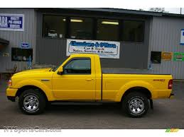 2007 Ford Ranger Sport Regular Cab 4x4 In Screaming Yellow Photo #2 ... 2004 Ford Ranger Edge Blue 4x2 Sport Used Truck Sale Cool Ford Ranger And Max Tire Sizes Explorer New Pickup Revealed Carbuyer 2009 For 2019 Midsize Pickup Back In The Usa Fall 2015 Car For Metro Manila 32 Tdci Wildtrak Double Cab 4x Sale 2002 Lifted Youtube 2003 Xlt Red Manual Rangers 2018 Px Mkii Black Ferntree Gully For Sale 2001 Ford Ranger 4 Door 4x4 Off Road Only 131k