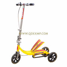 China New Hot Dual Pedal Scooter For Kids Supplier