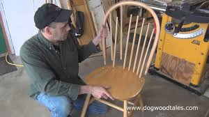 How To Repair A Dining Room Chair