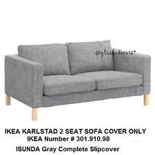 karlstad sofa bed cover formidable karlstad sofa bed cover isunda gray for your home
