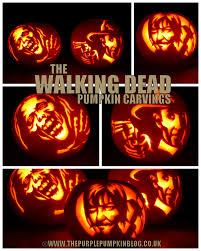 Peppa Pig Pumpkin Stencil by The Walking Dead Pumpkin Carvings 2013