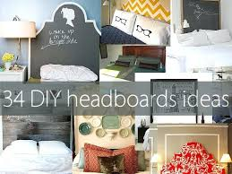 Headboard Ideas Diy Pallet Easy