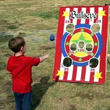 Bean Bag Toss Kids Game For Bags Gun