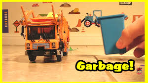Garbage Truck Videos For Children L Picking Up Colorful TRASH Cans ... George The Garbage Truck Real City Heroes Rch Videos For Garbage Truck Children L 45 Minutes Of Toys Playtime Good Vs Evil Cartoons Video For Kids Clean Rubbish Trucks Learning Collection Vol 1 Teaching Numbers Toy Bruder And Tonka Blue On Route Best Videos Kids Preschool Kindergarten Trucks Toddlers Trash Truck