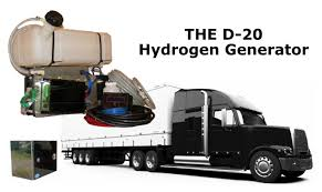 100 Gas In Diesel Truck Hydrogen Generator Kits For Semi S