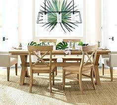 Benchwright Dining Table Pottery Barn Extending Review