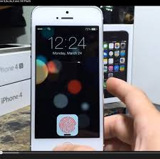 How To add Fingerprint Sensor To the iPhone 5 5c 4s 4 And All