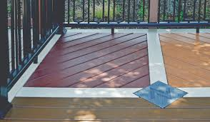 Floor Joist Span Table Deck by On Deck Sustainable Choices For Decks And Railings