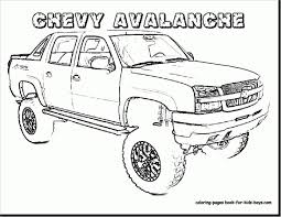 Strong Preposition Coloring Pages Truck Unique #12840 - Unknown ...