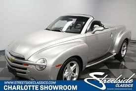 100 Ssr Truck For Sale 2004 Chevrolet SSR For Sale 81508 MCG