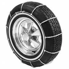 CRT Car Cable Snow Tire Chains Size: P225/60R15 | Shop Your Way ...