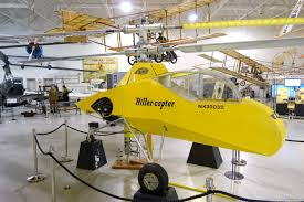 File:Hiller XH-44 Helicopter, Reproduction, View 1 - Hiller Aviation ...
